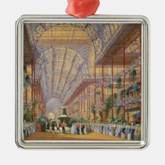 Queen Victoria Opening the 1862 Exhibition after C Christmas Ornament