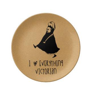 Queen Victoria Plate