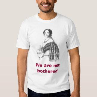 Queen Victoria, Shirt