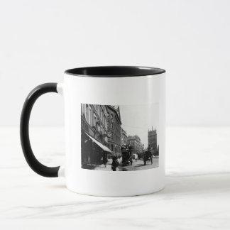 Queen Victoria Street, London, c.1891 Mug