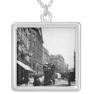 Queen Victoria Street, London, c.1891 Pendants