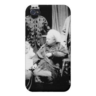Queen Victoria, Tsar Nicholas II iPhone 4 Cases
