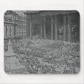 Queen Victoria's Diamond Jubilee, 1897 Mouse Pad
