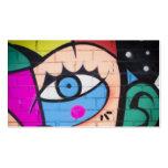 Queen West Graffiti / Street Art Business Card Templates