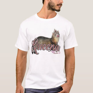 Queenie Ferret T-Shirt