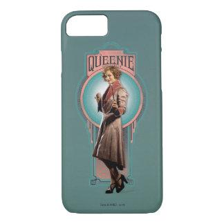 Queenie Goldstein Art Deco Panel iPhone 8/7 Case