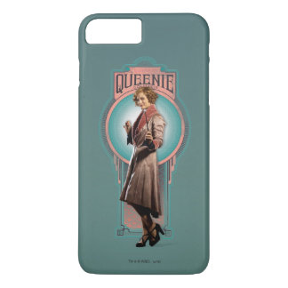 Queenie Goldstein Art Deco Panel iPhone 8 Plus/7 Plus Case