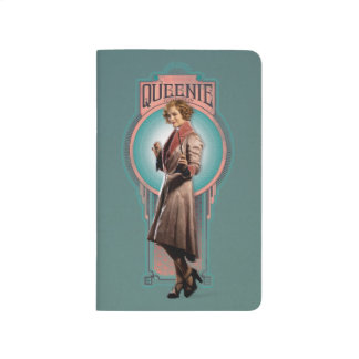 Queenie Goldstein Art Deco Panel Journal