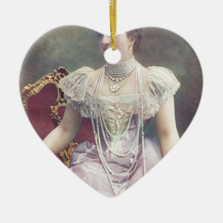 QueenMargheritaof Italy Christmas Ornament