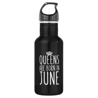 Queens are Born in June 532 Ml Water Bottle