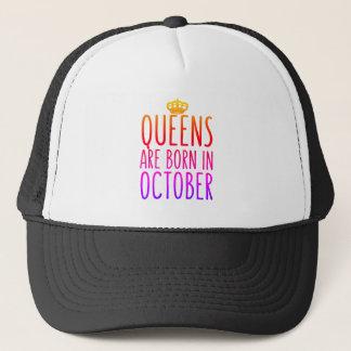 Queens are born in October Hat