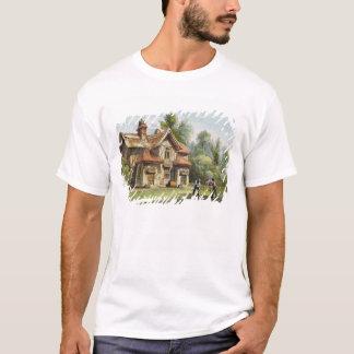 Queen's Cottage, Richmond Gardens, plate 17 from ' T-Shirt
