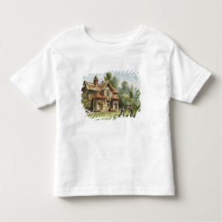Queen's Cottage, Richmond Gardens, plate 17 from ' Toddler T-Shirt