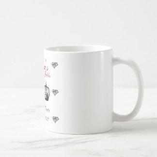 Queens Diamond Jubilee 1952-2012 60 Years Basic White Mug