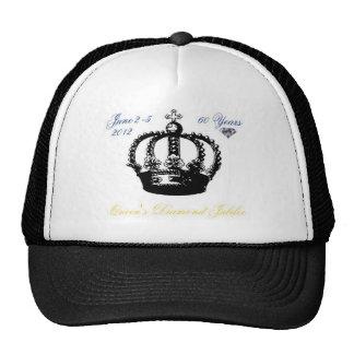 Queens Diamond Jubilee 2012 Hat