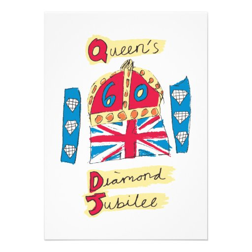 Queen's Diamond Jubilee 2012 Official Color Emblem Announcements
