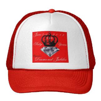 Queens Diamond Jubilee Hat
