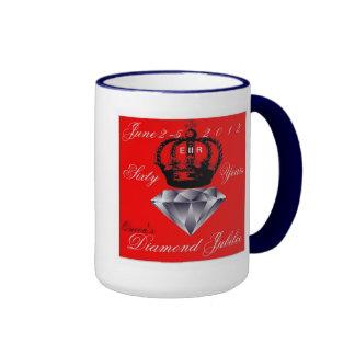 Queens Diamond Jubilee Mug