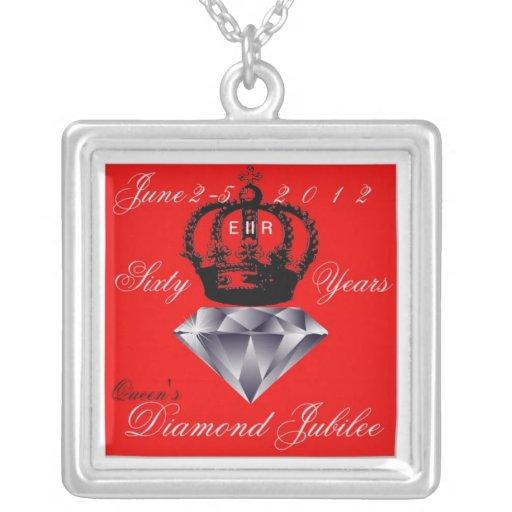 Queens Diamond Jubilee Necklace