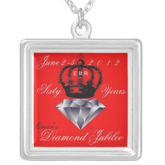 Queens Diamond Jubilee Necklace