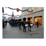 Queens Guard Stroget Copenhagen Denmark Postcards
