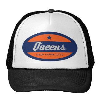 *Queens Mesh Hat