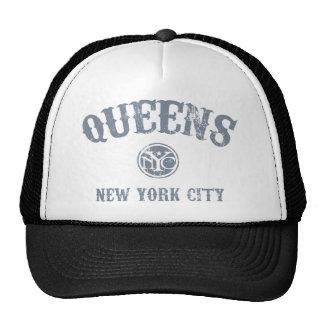 Queens Mesh Hats