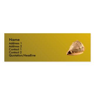 Queens Helmet Pack Of Skinny Business Cards
