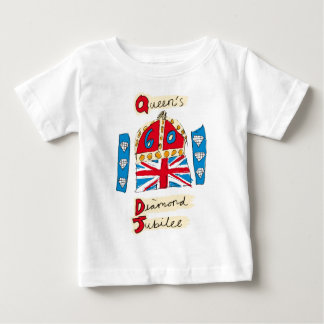 Queens Jubilee Baby T-Shirt
