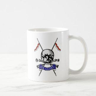 Queens Royal Lancers Mug