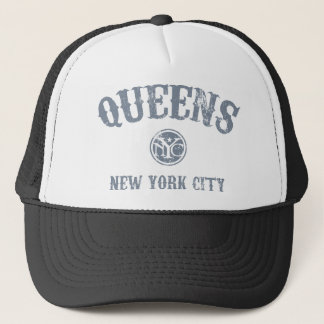 *Queens Trucker Hat