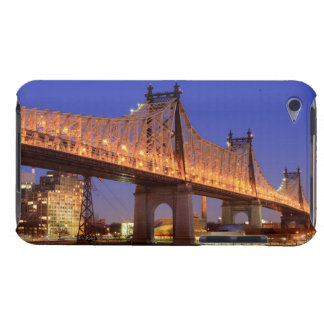 Queensboro Bridge and the East River Case-Mate iPod Touch Case