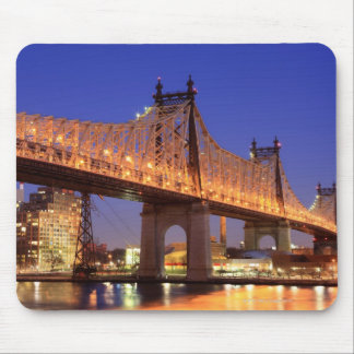 Queensboro Bridge and the East River Mouse Mat