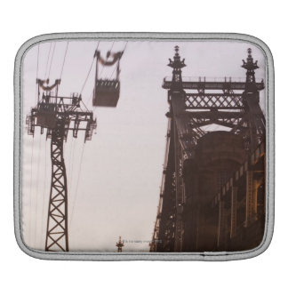 Queensboro Bridge iPad Sleeve