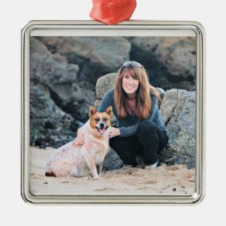 Queensland Red Heeler - Lucy Christmas Ornament