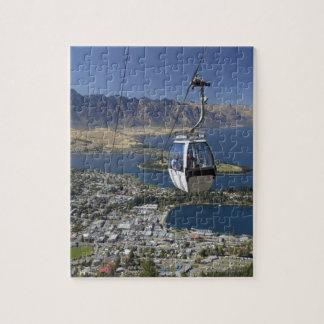 Queenstown, New Zealand Jigsaw Puzzle