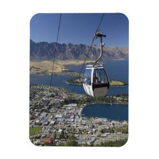 Queenstown, New Zealand Magnet