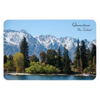 Queenstown New Zealand - Magnet
