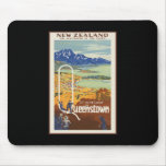 Queenstown New Zealand Mousepads