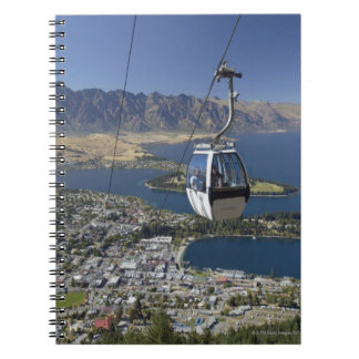 Queenstown, New Zealand Notebook