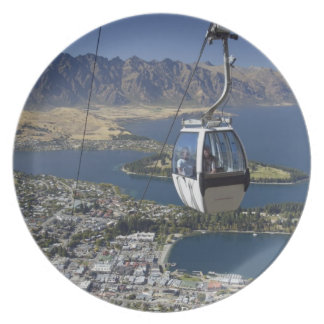 Queenstown, New Zealand Plate