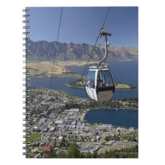 Queenstown, New Zealand Spiral Notebook