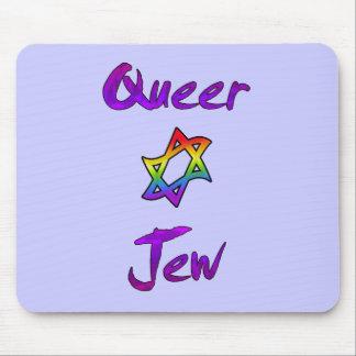Queer Jew Mousepad