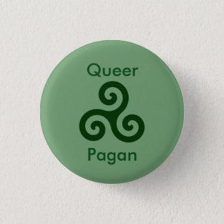 Queer Pagan 3 Cm Round Badge