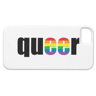 Queer Pride iPhone 5 Case