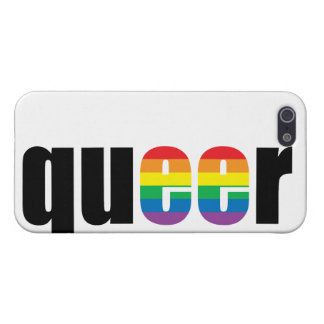 Queer Pride Cover For iPhone 5/5S