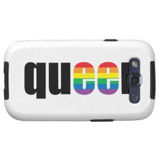 Queer Pride Samsung Galaxy Case Galaxy SIII Covers
