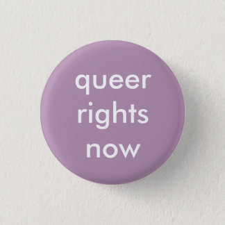 queer rights now badge