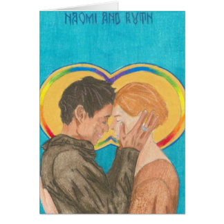 Queer Saints: Naomi & Ruth Greeting Cards