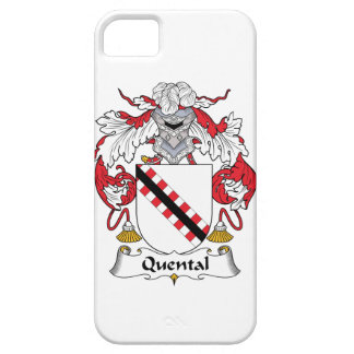 Quental Family Crest Case For iPhone 5/5S
